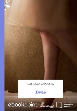 Okładka książki/ebooka Dwie