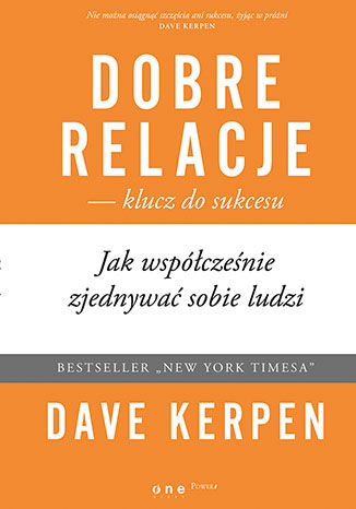 Okładka książki/ebooka Dobre relacje - klucz do sukcesu. Jak współcześnie zjednywać sobie ludzi