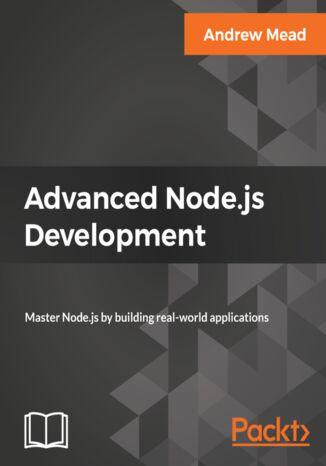 Okładka książki/ebooka Advanced Node.js Development