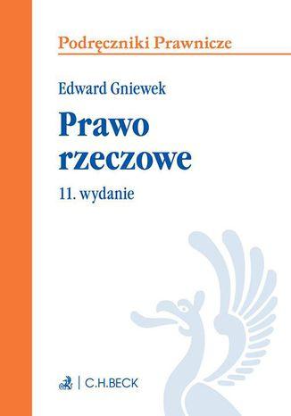 Okładka książki/ebooka Prawo rzeczowe. Wydanie 11