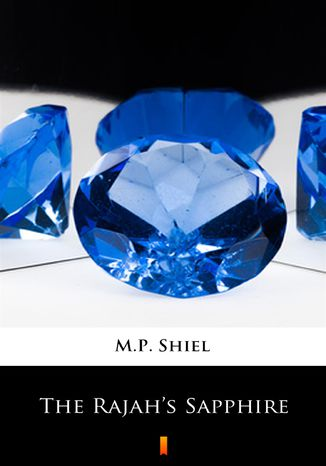 Okładka książki/ebooka The Rajahs Sapphire