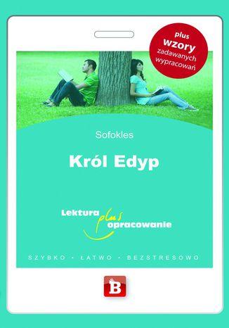 Okładka książki/ebooka Król Edyp