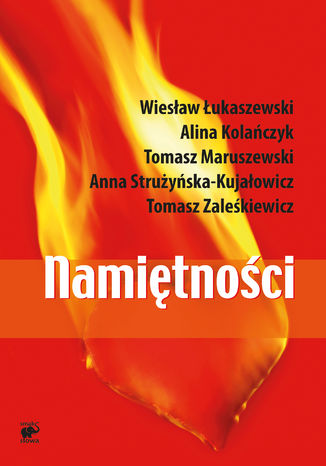 Okładka książki/ebooka Namiętności!
