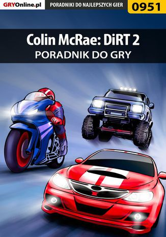 Okładka książki/ebooka Colin McRae: DiRT 2 - poradnik do gry