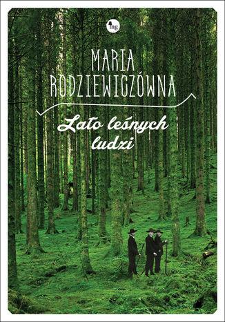 Okładka książki/ebooka Lato leśnych ludzi