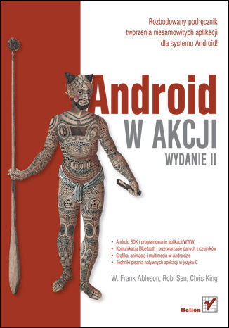 Okładka książki/ebooka Android w akcji. Wydanie II