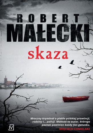 Okładka książki/ebooka Skaza
