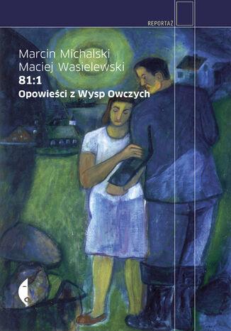 Okładka książki/ebooka 81:1. Opowieści z Wysp Owczych