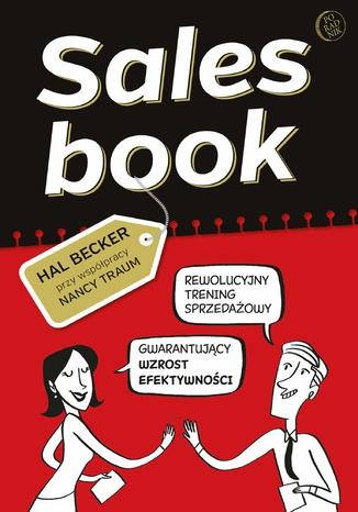 Okładka książki/ebooka Salesbook. Rewolucyjny trening sprzedażowy gwarantujący wzrost efektywności