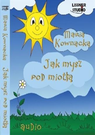 Okładka książki/ebooka Jak mysz pod miotłą