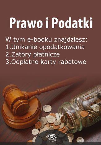 Okładka książki/ebooka Prawo i Podatki, wydanie wrzesień 2014 r