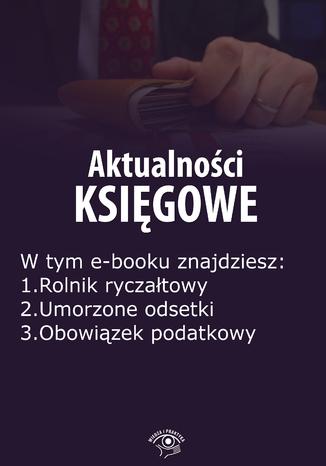 Okładka książki/ebooka Aktualności księgowe, wydanie styczeń 2015 r