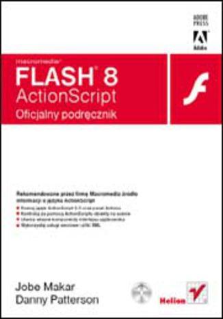 Okładka książki/ebooka Macromedia Flash 8 ActionScript. Oficjalny podręcznik