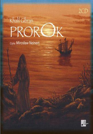 Okładka książki/ebooka Prorok