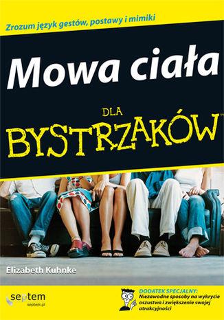 Okładka książki Mowa ciała dla bystrzaków