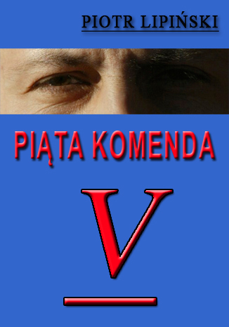 Okładka książki/ebooka Piąta Komenda