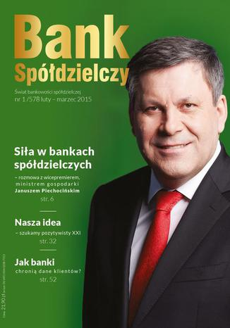 Okładka książki/ebooka Bank Spółdzielczy nr 1/578, luty-marzec 2015