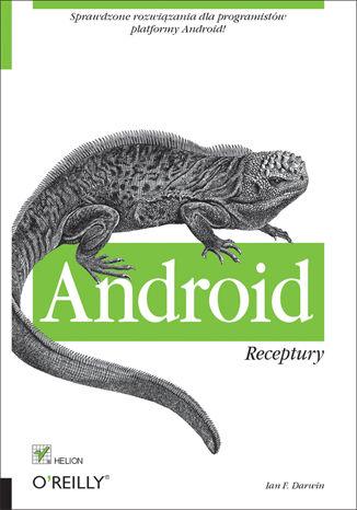 Okładka książki/ebooka Android. Receptury