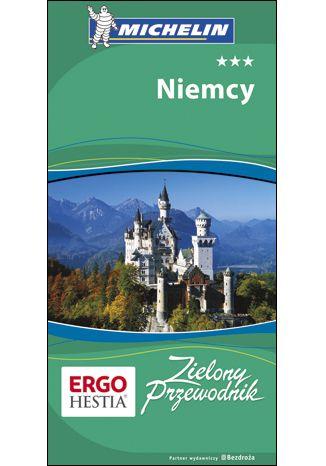 Okładka książki/ebooka Niemcy. Zielony Przewodnik. Wydanie 1