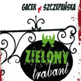 Okładka książki Zielony trabant