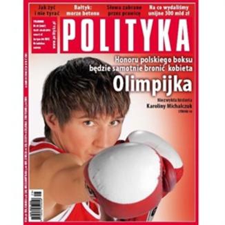 Okładka książki AudioPolityka Nr 29 z 18 lipca 2012 roku