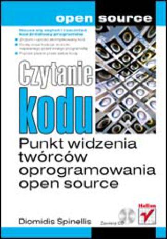 Okładka książki Czytanie kodu. Punkt widzenia twórców oprogramowania open source