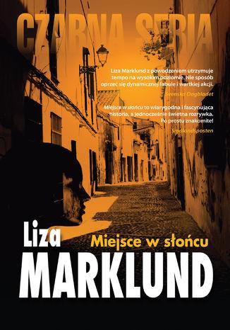 Okładka książki/ebooka Annika Bengtzon (#8). Miejsce w słońcu