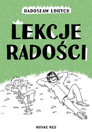 Okładka książki/ebooka  Lekcje radości