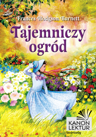Okładka książki/ebooka Tajemniczy ogród