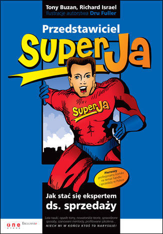 Okładka książki/ebooka Przedstawiciel SuperJa