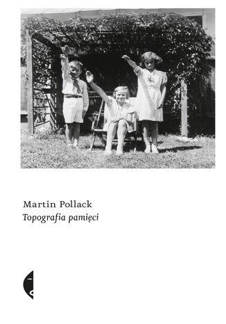 Okładka książki/ebooka Topografia pamięci
