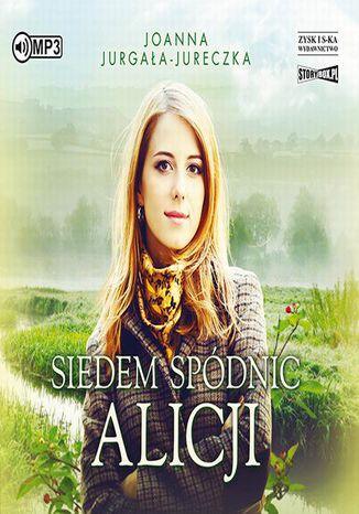Okładka książki/ebooka Siedem spódnic Alicji