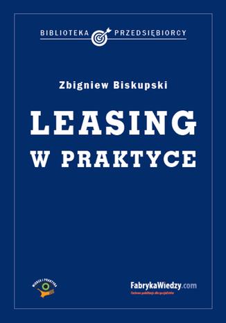 Okładka książki/ebooka Leasing w praktyce