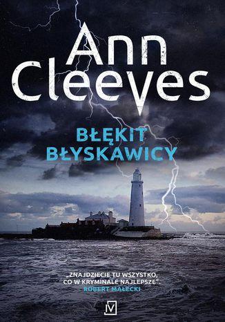 Okładka książki/ebooka Błękit błyskawicy