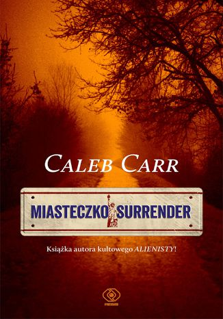 Okładka książki/ebooka Miasteczko Surrender