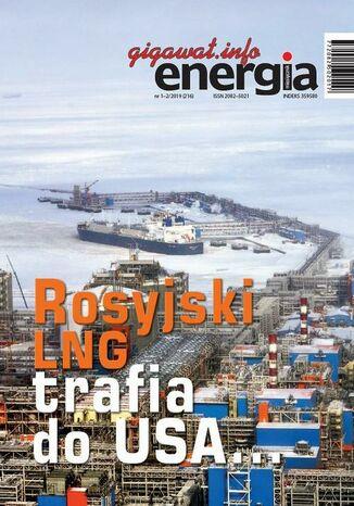 Okładka książki/ebooka Energia Gigawat nr 1-2/2018