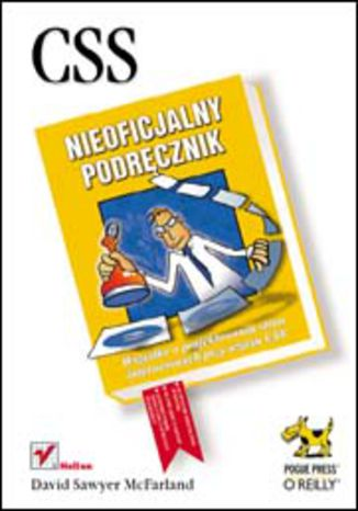 Okładka książki/ebooka CSS. Nieoficjalny podręcznik
