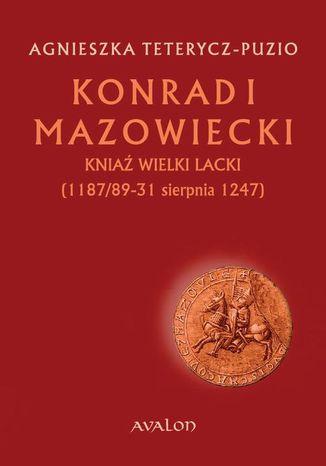 Okładka książki/ebooka Konrad I Mazowiecki