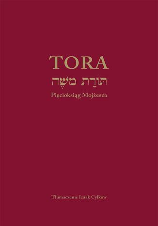 Okładka książki/ebooka Tora - Pięcioksiąg Mojżesza