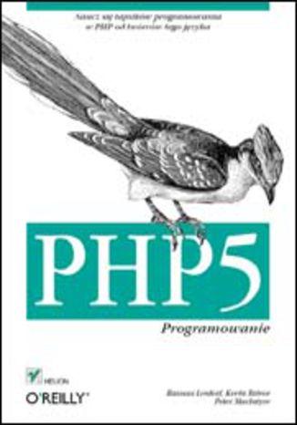 Okładka książki/ebooka PHP5. Programowanie