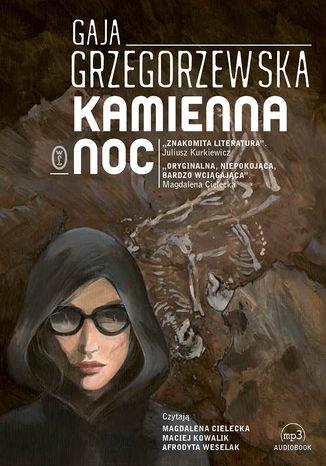 Okładka książki/ebooka Kamienna noc