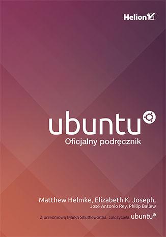 Okładka książki/ebooka Ubuntu. Oficjalny podręcznik. Wydanie VIII