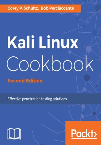 Okładka książki/ebooka Kali Linux Cookbook - Second Edition