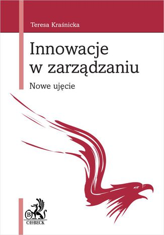 Okładka książki/ebooka Innowacje w zarządzaniu. Nowe ujęcie
