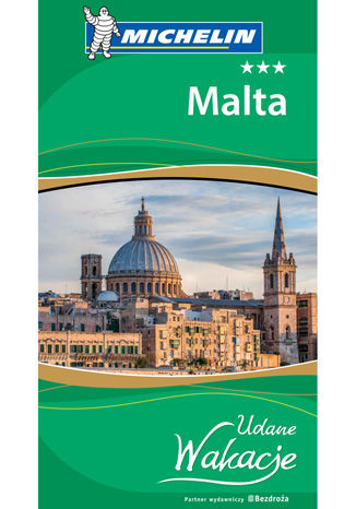 Okładka książki/ebooka Malta. Udane Wakacje. Wydanie 1