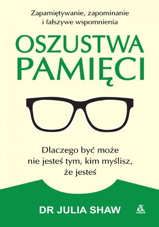 Okładka książki/ebooka Oszustwa pamięci