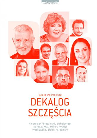 Okładka książki/ebooka Dekalog szczęścia