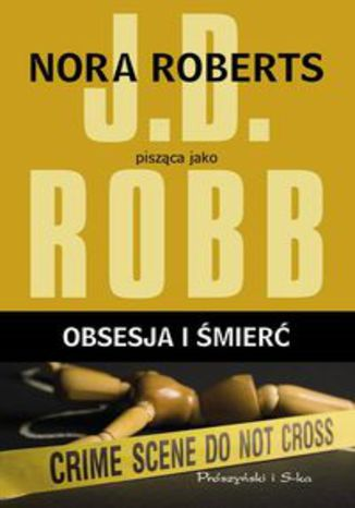Okładka książki/ebooka Obsesja i śmierć