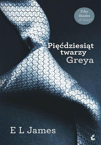 Okładka książki/ebooka Pięćdziesiąt twarzy Greya