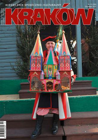 Okładka książki/ebooka Miesięcznik Kraków, grudzień 2017